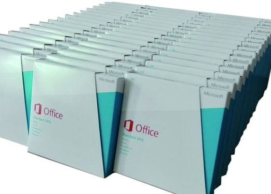 Office 2013 Standard Retail Box 100% Original Online Aktywuj Multi Language