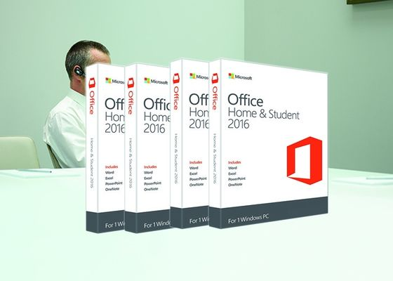 100% Oryginalny Office Home i Business 2016 Office 2016 Home & Student 64bit Systems